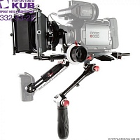 Shape Blackmagic URSA mini Kit with MatteBox & Follow Focus PRO
