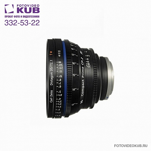 Carl Zeiss CP.2 35mm / T2.1