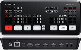 Blackmagic ATEM mini PRO