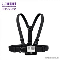 GoPro Chest Mount Harness «Chesty»