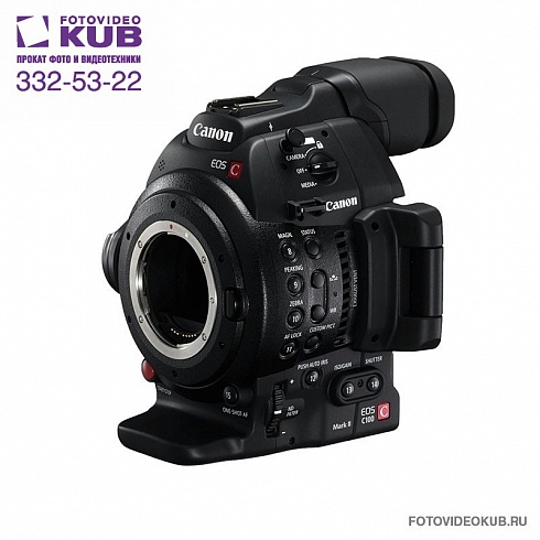 Canon Cinema EOS C100